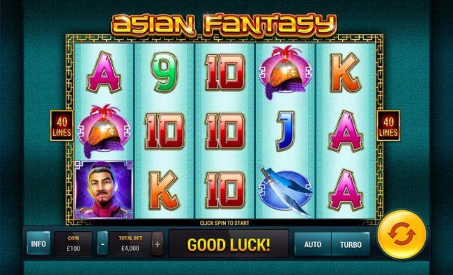 Cara Menang bermain slot Asian Fantasy Playtech