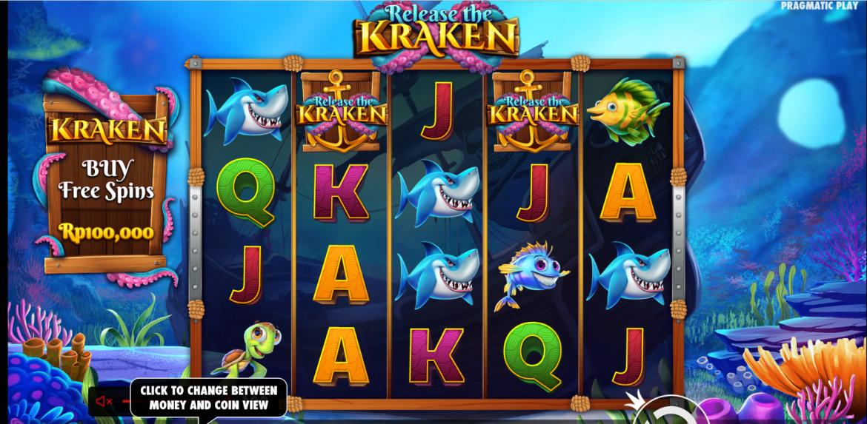 Cara Bermain Release The Kraken