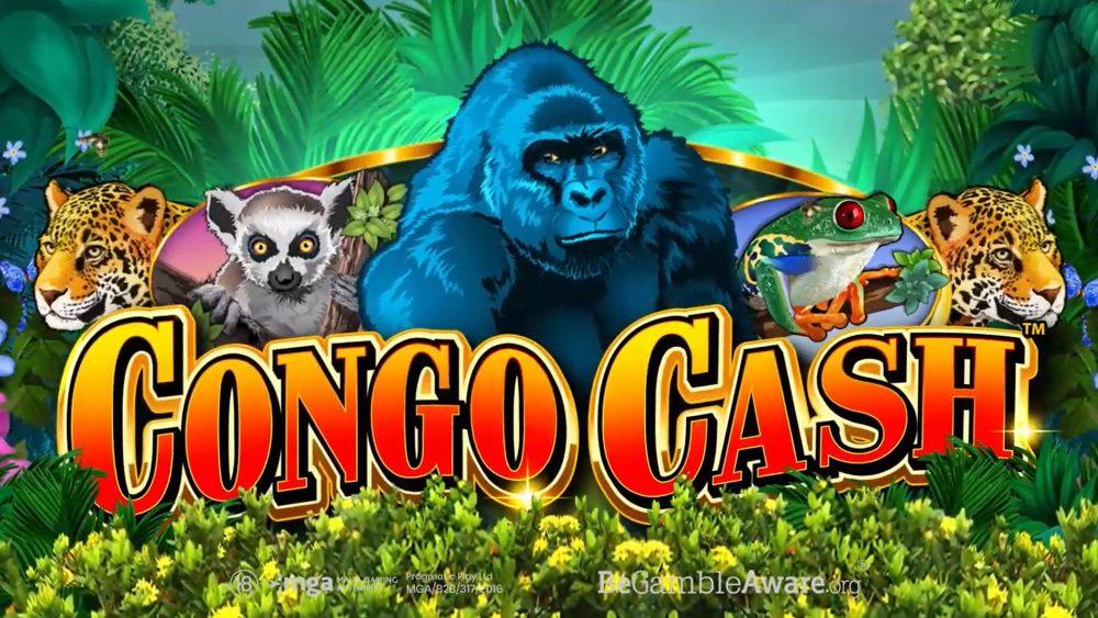 Congo Cash Pragmatic play slot review