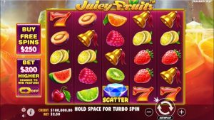Juicy Fruit Pragmatic