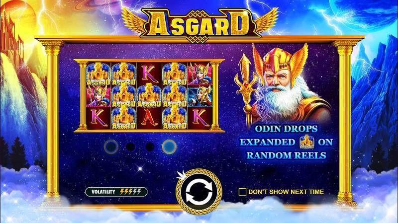 Asgard Review Pragmatic Play